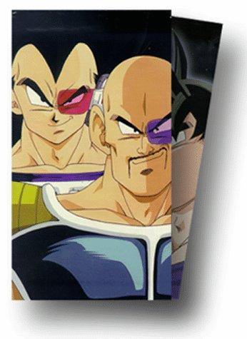 Dragon Ball Z - The Saiyan Conflict (Boxed Set I - Episodes 1-25) [VHS]
