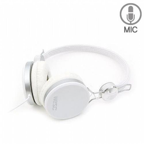 Wesc Banjo Headphones (white)