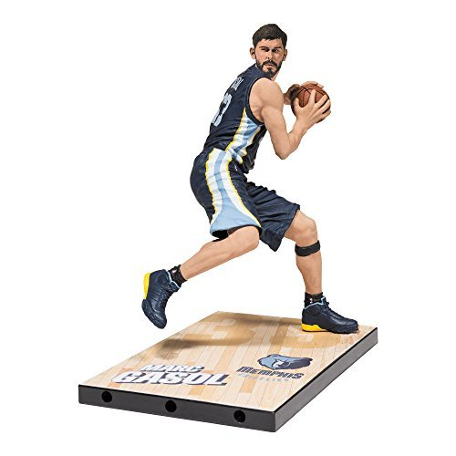 McFarlane Toys NBA Series 28 Marc Gasol Action Figure by Unknown