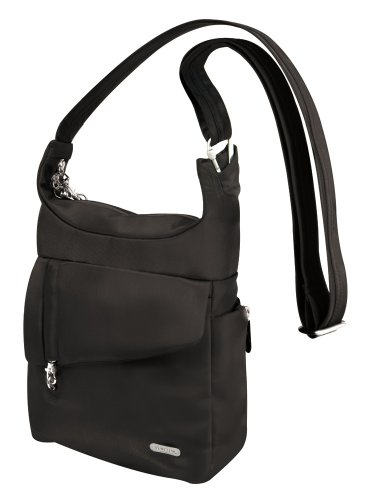 Travelon Anti Theft Messenger Black Size