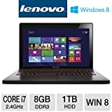 Lenovo IdeaPad Y500 15.6-Inch Laptop (Metal - Dusk Black)