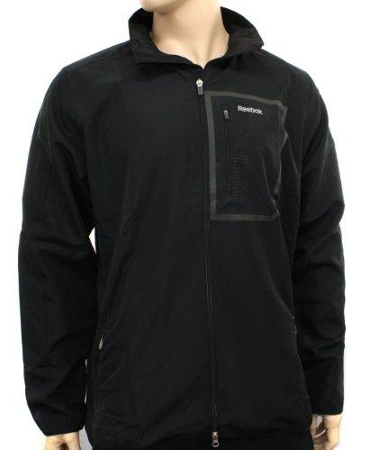 Reebok Mens Travel Backpack Jacket Size S