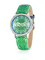 Just Cavalli Reloj de cuarzo Paradise Verde 38 mm