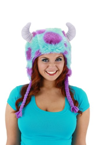 Elope Monster University Sulley Deluxe Hoodie (Disney Monsters Inc Boo compare prices)