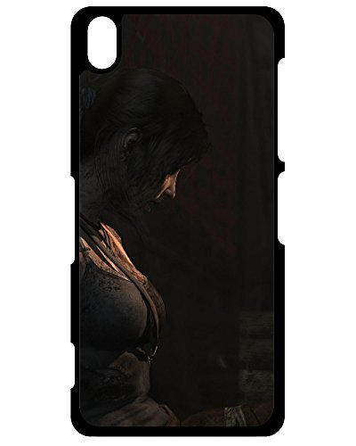 2015 1973477ZA664503295Z3 Top Quality Case Cover Tomb Raider Sony Xperia Z3 phone Case Amy Nightwing Game's Shop