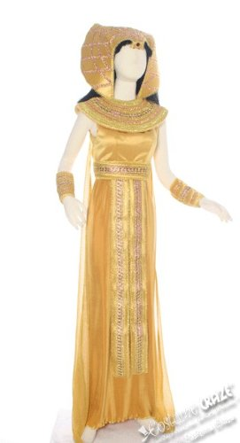 Adult Nefertari or Cleopatra Costume - Womens Medium