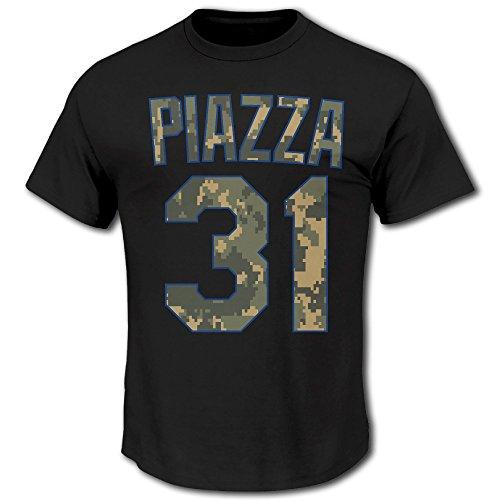 mens-mike-piazza-short-sleeve-t-shirt-black