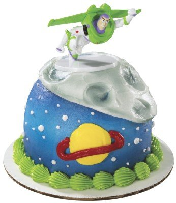 Toy Story 3 Buzz Flying Petite Cake Topper