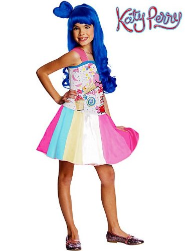 Katy Perry Candy Girl Costume - Kids