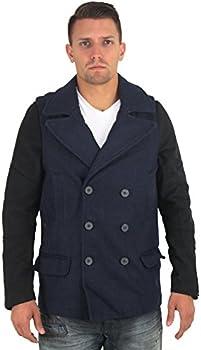 Cohesive Signature Mens Wool Coat