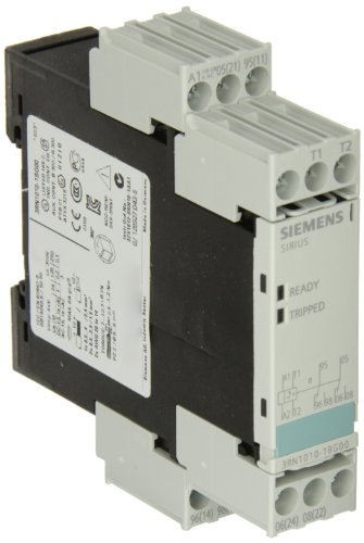 Siemens 3rn1010 1bg0 0 thermistor motor protection relay for Thermistor motor protection relay