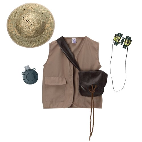 Kids Outdoor Safari Adventure Dress Up Set