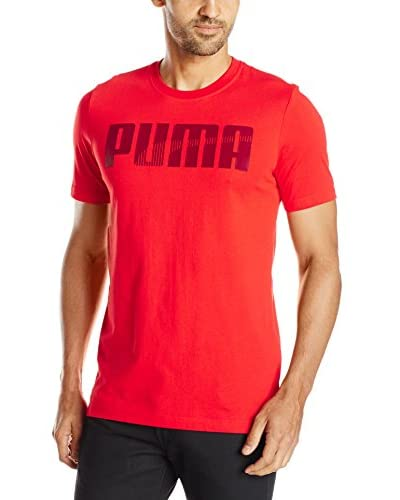 PUMA Men's Heritage Graphic Tee