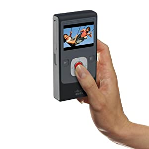 Flip UltraHD Video Camera - Black