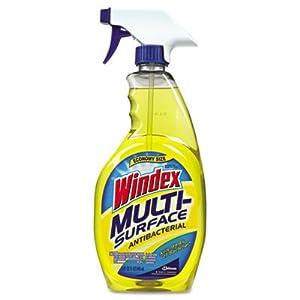 Windex Antibacterial Multi-Surface Cleaner, 32 oz.