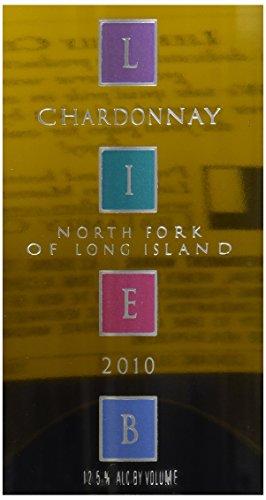 2010 Lieb Cellars North Fork Of Long Island Reserve Chardonnay 750 Ml