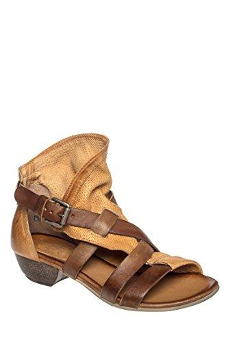 Cassidy Low Heel Sandal