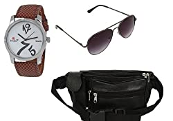 Evelyn Mens Watch Combo Product - BBRN3-223