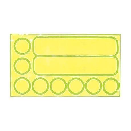 FuelBelt 2014 Peel & Stick Reflective Stickers - 3676