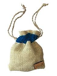 CP Bigbasket aqua1 Hanging perfume with awesome fragrances (Blue_Medium)