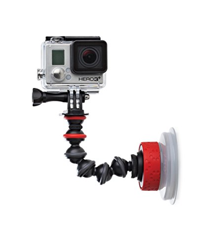 JOBY Suction Cup with GorillaPod Arm for GoPro or Other Action Video Camera