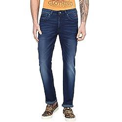 SF Jeans by Pantaloons Men's Jeans 205000005567835_Indigo_38