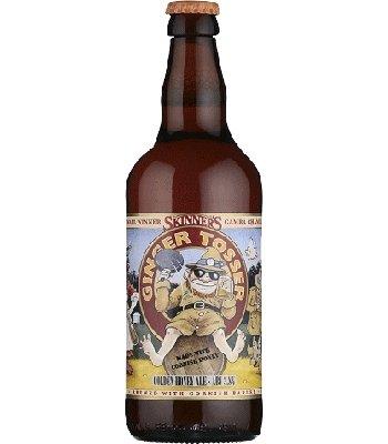 Skinner's Brewery Skinner's Cornish Ale - Ginger Tosser