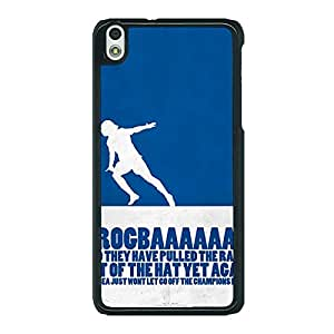 Jugaaduu Chelsea Back Cover Case For HTC Desire 816G