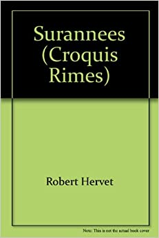 SURANNEES (croquis rimés): Robert Hervet: Amazon.com: Books