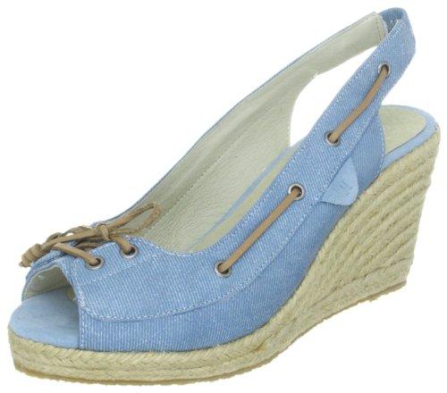 Gaastra CREST 66740221, Sandali donna, Blu (Blau (Jeans Blue 720)), 40