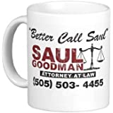 Breaking Bad - Heisenberg better Call Saul Vamonos Pest A1A Carwash - CHOICE OF 4 - 11oz Mug