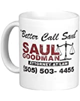 Breaking Bad Tasse Better Call Saul 32, 5 cl
