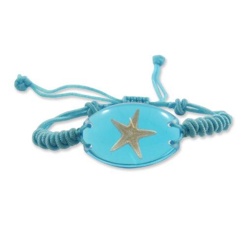 REALBUG Starfish Bracelet, Blue