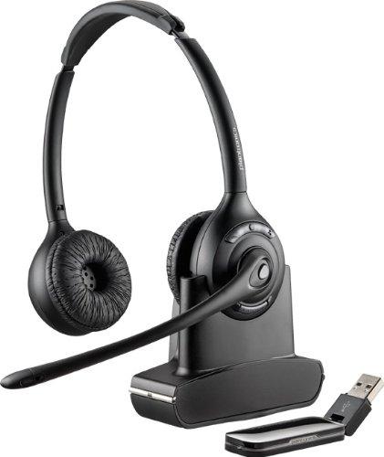 W420-M Over-The-Head, Binaural (Microsoft)