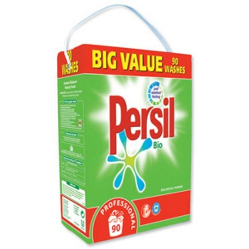 Persil Professional Biological Laundry Powder 90 Washes Box 7.65kg Ref 7516799