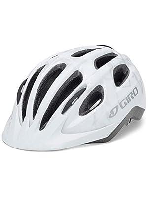 Giro White-Silver Venus II Womens MTB Helmet by Giro