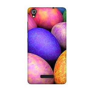 FASHEEN Premium Designer Soft Case Back Cover for Gionee P5W