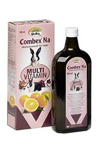 Quiko Combex NA Multivitaminsaft, 500 ml, 1er Pack (1 x 500 g)
