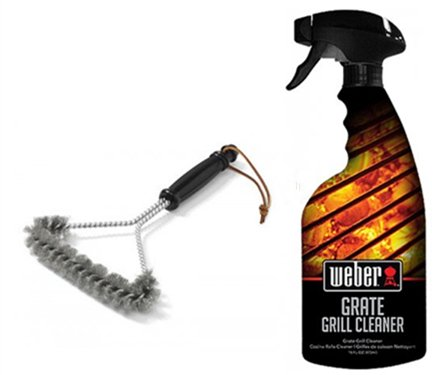 Weber Grill Easy Cleaning Kit