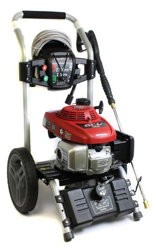 41E9xKyZxyL Black Max   2700 PSI   Gasoline Pressure Washer Powered by Honda