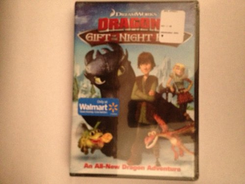 Dreamworks Dragons: Gift of the Night Fury [Reino Unido] [DVD]