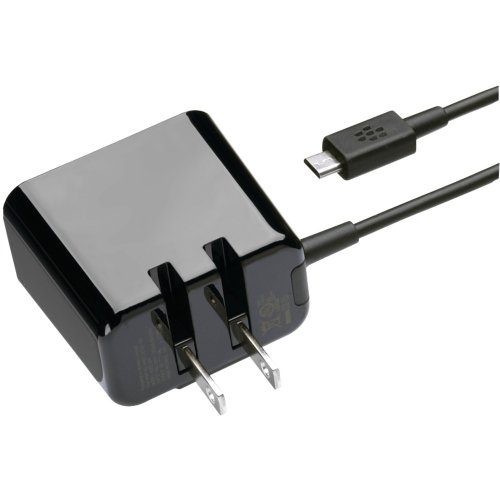 41E9ys8ZwBL Blackberry Folding Blade Charger for Playbook (Black)