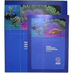 PADI Digital Underwater Photographer Crew Pack