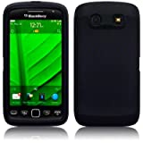 BlackBerry Torch 9860 Silicone Skin Case / Cover / Shell - Blackby TERRAPIN