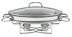 Cuisinart 7BSO-34 Stainless 13-1/2-Inch Oval Buffet Servers