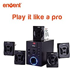 Envent Deejay 701- 5.1 Home Audio Speaker
