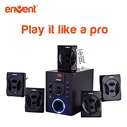 Envent-Deejay-701-5.1-Home-Audio-Speaker