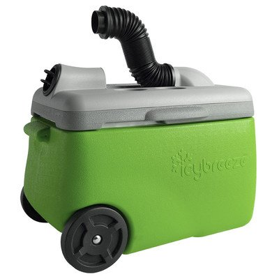 Portable Air Conditioner & Cooler Blizzard Color: Green