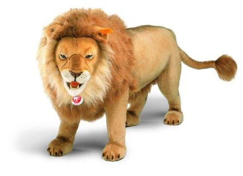 Steiff Studio Life Size Male Lion