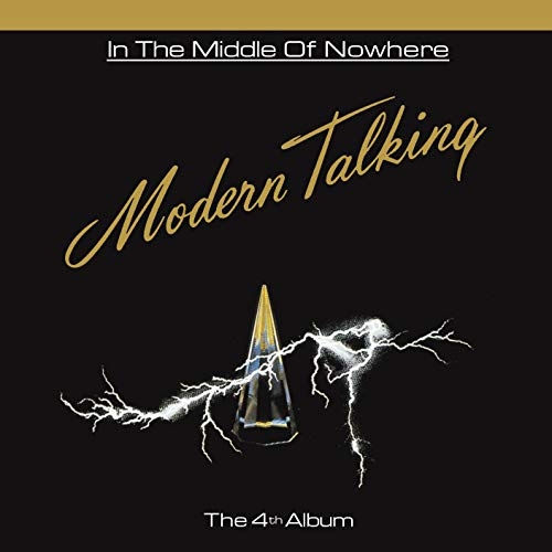 CD : MODERN TALKING - In The Middle Of Nowhere